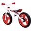 JDBug Eva Lapset potkupyörä Training Bike , punainen